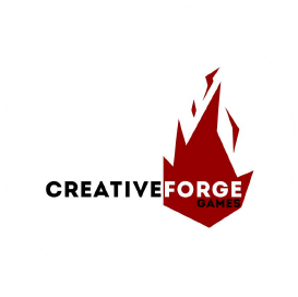 Logo of the CreativeForge Games