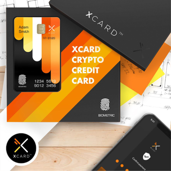 Xcard built by DIGITAL LEADERS